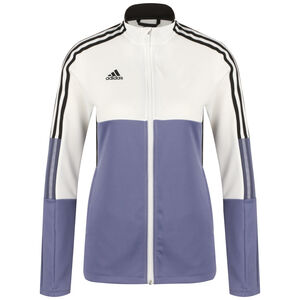 Tiro Trainingsjacke Damen, weiß / violett, zoom bei OUTFITTER Online