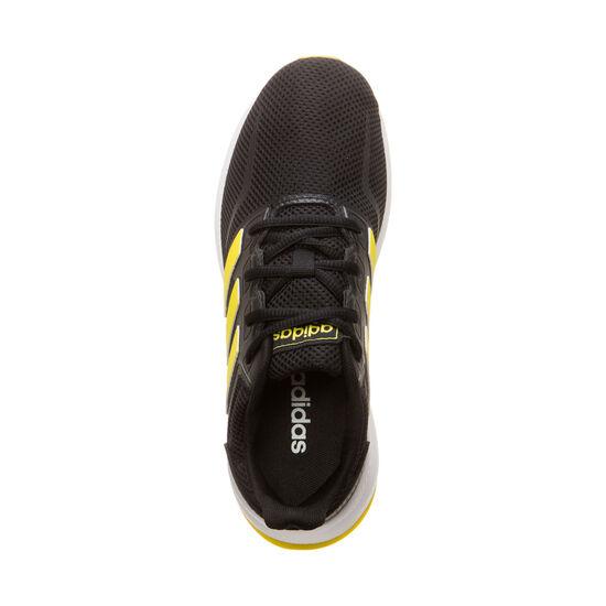 Runfalcon Laufschuhe Kinder, schwarz / neongelb, zoom bei OUTFITTER Online