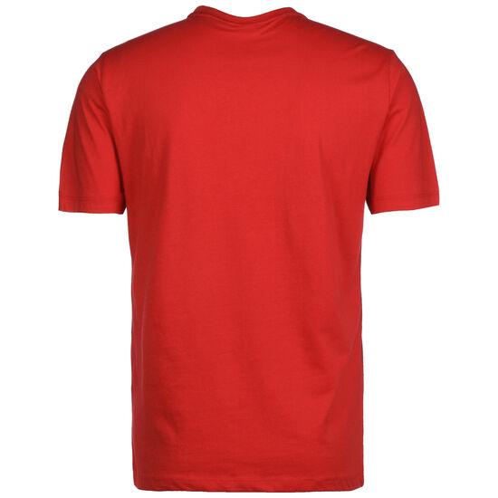 Iberis T-Shirt Herren, rot / weiß, zoom bei OUTFITTER Online
