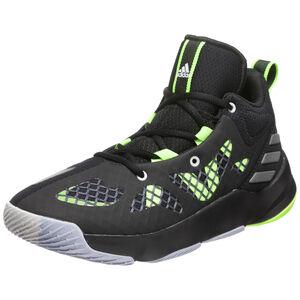 PRO N3XT 2021 Basketballschuh Herren, schwarz / neongrün, zoom bei OUTFITTER Online