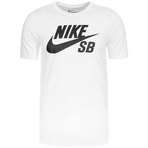 Logo T-Shirt Herren, Weiß, zoom bei OUTFITTER Online