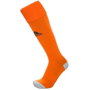 Milano 16 Sockenstutzen, orange / schwarz, zoom bei OUTFITTER Online