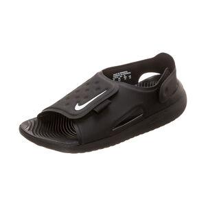 Sunray Adjust 5 Sandale Kinder, schwarz / weiß, zoom bei OUTFITTER Online