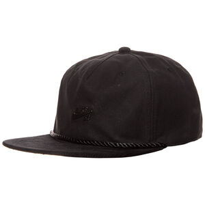 Waxed Canvas Pro Cap, schwarz, zoom bei OUTFITTER Online