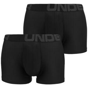Tech Boxershorts 2er Pack Herren, schwarz, zoom bei OUTFITTER Online