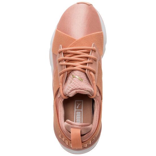 Muse Satin En Pointe Sneaker Damen, Orange, zoom bei OUTFITTER Online