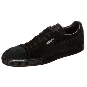 Suede Classic+ Sneaker, Schwarz, zoom bei OUTFITTER Online