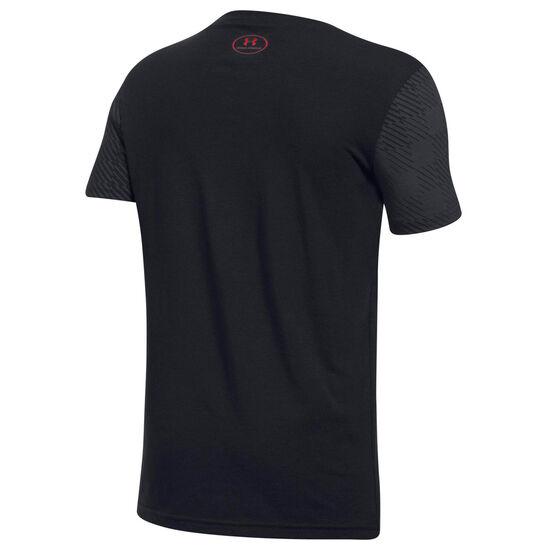 SC30 T-Shirt Kinder, schwarz / rot, zoom bei OUTFITTER Online