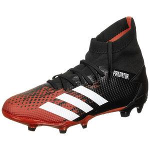 Predator 20.3 FG Fußballschuh Herren, schwarz / rot, zoom bei OUTFITTER Online
