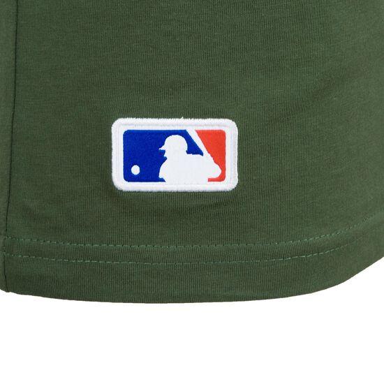 MLB Seasonal Team Logo Los Angeles Dodgers T-Shirt, grün / weiß, zoom bei OUTFITTER Online
