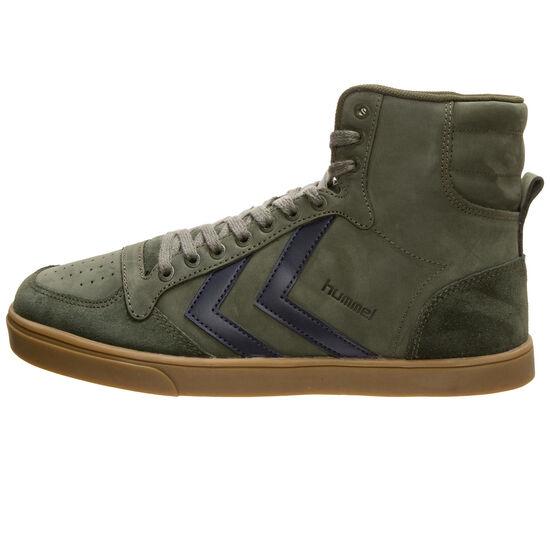 Stadil Rubber High Sneaker Herren, oliv, zoom bei OUTFITTER Online