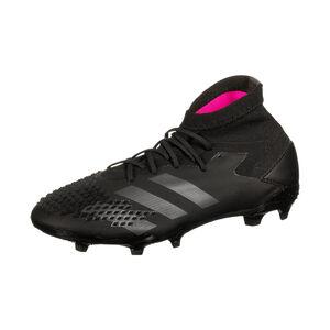 Predator 20.1 FG Fußballschuh Kinder, schwarz / pink, zoom bei OUTFITTER Online
