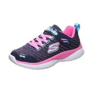 Move`N Groove Sparkle Spinner Sneaker Kinder, dunkelblau / pink, zoom bei OUTFITTER Online
