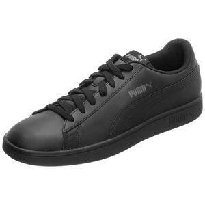 Smash v2 Leather Sneaker, schwarz, zoom bei OUTFITTER Online