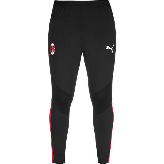 AC Mailand Trainingshose Herren, schwarz / rot, zoom bei OUTFITTER Online