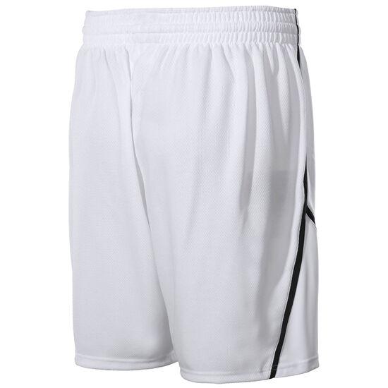 Stock Front Court Basketballshort Damen, weiß, zoom bei OUTFITTER Online