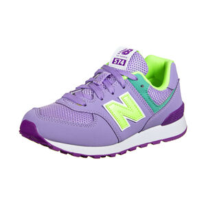574 Sneaker Kinder, lila, zoom bei OUTFITTER Online
