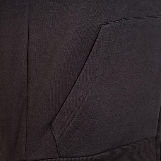 SPT Full Zip Kapuzenjacke Herren, schwarz / weiß, zoom bei OUTFITTER Online