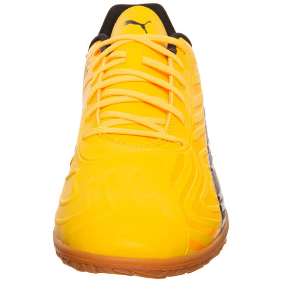 ONE 20.4 Indoor Fußballschuh Herren, gelb / schwarz, zoom bei OUTFITTER Online