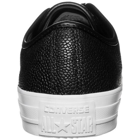 Chuck Taylor All Star Pebbled OX Sneaker Damen, Schwarz, zoom bei OUTFITTER Online