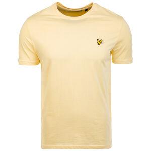 Crew Neck T-Shirt Herren, gelb, zoom bei OUTFITTER Online
