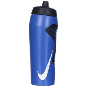 Hyperfuel Squeeze Trinkflasche, blau / schwarz, zoom bei OUTFITTER Online