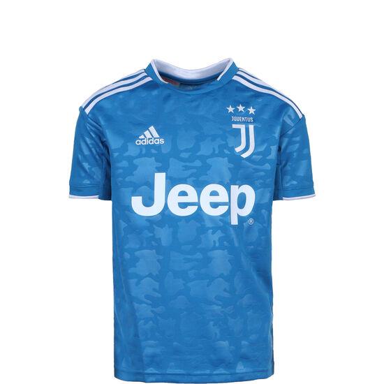 Juventus Turin Trikot 3rd 2019/2020 Kinder, blau / weiß, zoom bei OUTFITTER Online