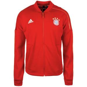 FC Bayern München Z.N.E. Anthem Jacke Herren, Rot, zoom bei OUTFITTER Online