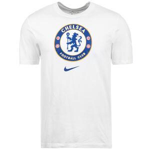 FC Chelsea Evergreen Crest T-Shirt Herren, weiß, zoom bei OUTFITTER Online
