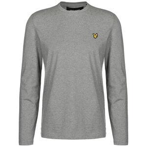 LS Crew Neck T-Shirt Herren, grau, zoom bei OUTFITTER Online