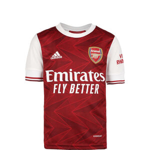 FC Arsenal Trikot Home 2020/2021 Kinder, rot / weiß, zoom bei OUTFITTER Online