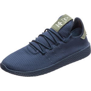 Pharrell Williams Tennis HU Sneaker, dunkelblau, zoom bei OUTFITTER Online