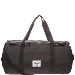 Sutton Duffel Tasche, schwarz / rot, zoom bei OUTFITTER Online