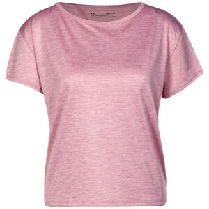 Tech Vent Trainingsshirt Damen, rosa, zoom bei OUTFITTER Online