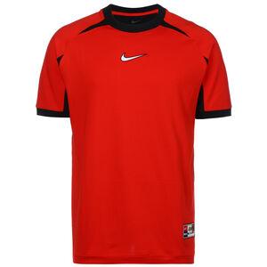 F.C. Home Fußballtrikot Herren, rot / schwarz, zoom bei OUTFITTER Online