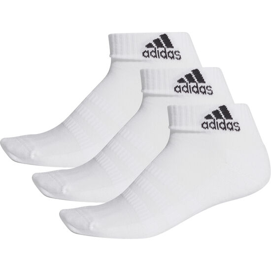 Cushioned Ankle 3er-Pack Socken Herren, weiß, zoom bei OUTFITTER Online