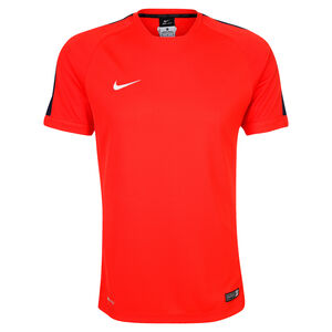 Squad 15 Flash Trainingsshirt Herren, Rot, zoom bei OUTFITTER Online