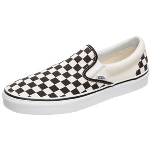 Classic Slip-On Checkerboard Sneaker, Weiß, zoom bei OUTFITTER Online