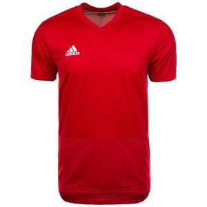 Condivo 18 Trainingsshirt Herren, rot / weiß, zoom bei OUTFITTER Online