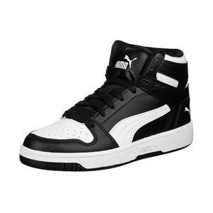 Rebound LayUp SL F Sneaker Kinder, schwarz / weiß, zoom bei OUTFITTER Online