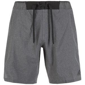 Epic Knit Waistband Trainingsshort Herren, grau / schwarz, zoom bei OUTFITTER Online