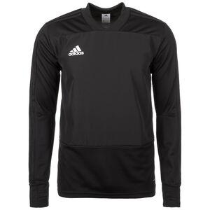 Condivo 18 Player Focus Trainingsshirt Herren, schwarz / weiß, zoom bei OUTFITTER Online