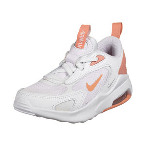 Air Max Bolt Sneaker Kinder, weiß / apricot, zoom bei OUTFITTER Online