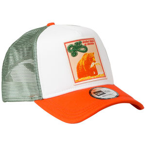 9Forty California Bear Trucker Cap, , zoom bei OUTFITTER Online