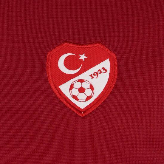 Türkei Breathe Strike Trainingsshirt Herren, rot / orange, zoom bei OUTFITTER Online
