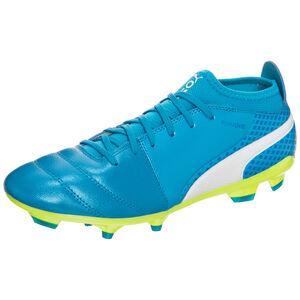 Puma ONE 17.3 FG Fußballschuh Herren, Blau, zoom bei OUTFITTER Online