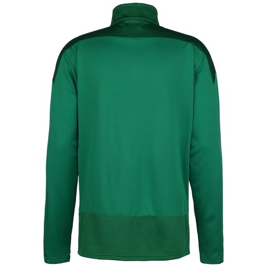 teamGOAL 23 Trainingspullover Herren, dunkelgrün / grün, zoom bei OUTFITTER Online