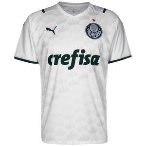 Palmeiras Trikot Away 2021/2022 Herren, weiß / schwarz, zoom bei OUTFITTER Online