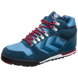 Nordic Root Forest Sneaker, blau / türkis, zoom bei OUTFITTER Online