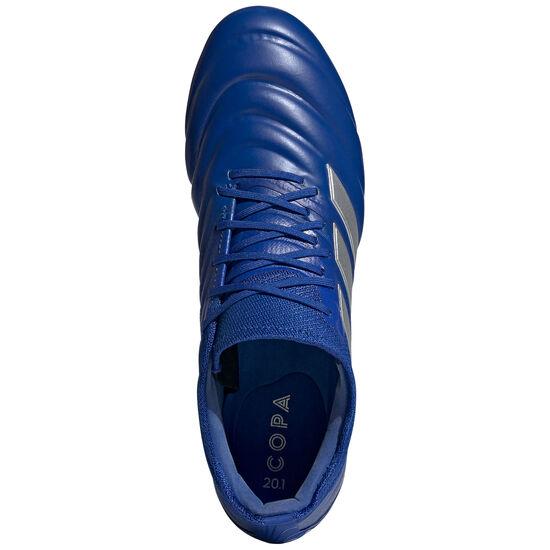 Copa 20.1 SG Fußballschuh Herren, blau / silber, zoom bei OUTFITTER Online